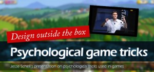 Psychological tricks used in games