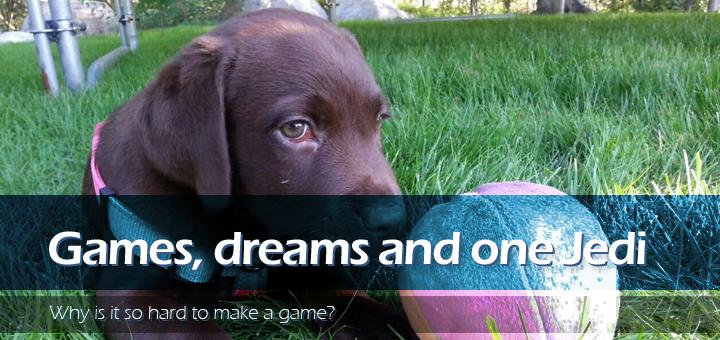 Games, dreams and one Jedi