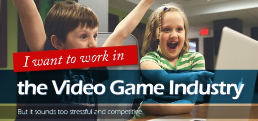 Work in the video game industry